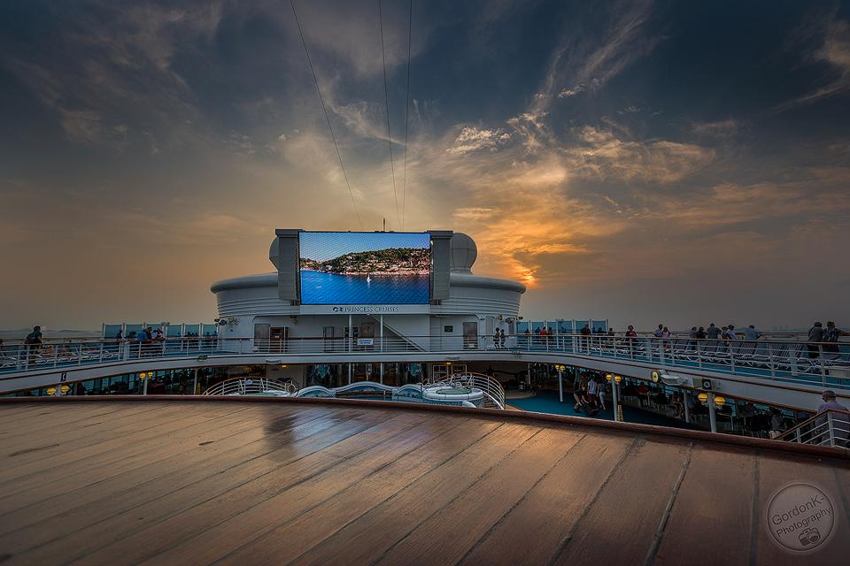 Asienreise – Teil 2 – Alle Mann an Bord